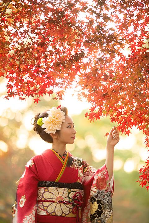 熊本城の旧細川刑部邸でローケーション撮影