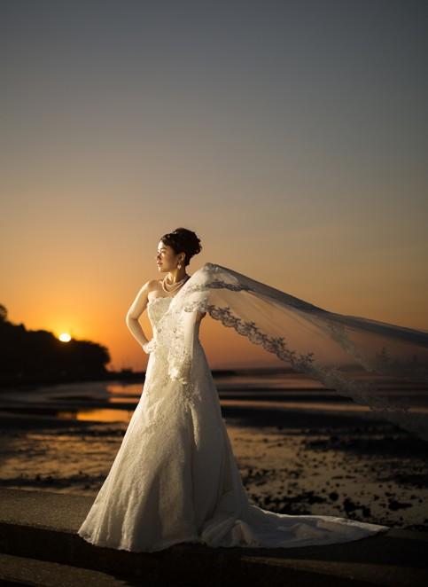 熊本 堤写真館 結婚式 ウエディング 前撮り フォトグラファー カメラマン