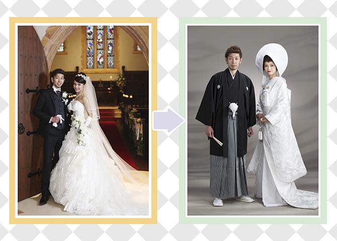 熊本 堤写真館 結婚式 ウエディング 前撮り 後撮り フォト