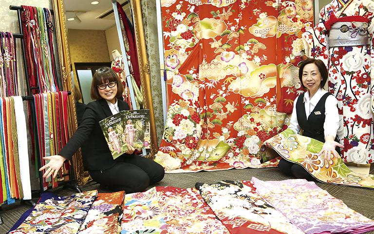 熊本 堤写真館 振袖 レンタル 成人式 羽織袴