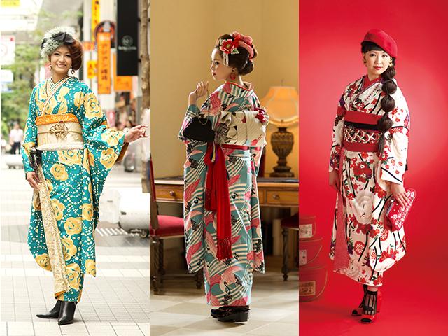 熊本 堤写真館 振袖 レンタル 成人式 着物 ロケーション撮影