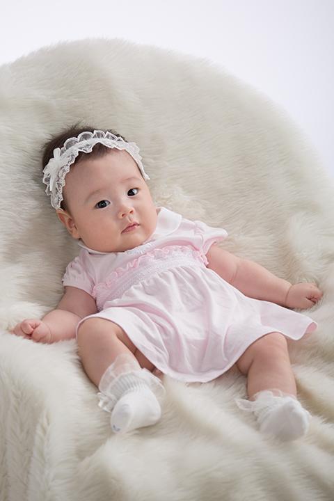 熊本 下通 堤写真館 赤ちゃん撮影 ベビー 宮参 百日 ハーフバースデー 誕生日 初節句