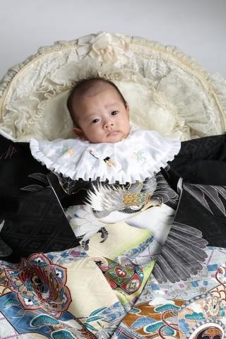 熊本 堤写真館 写真 赤ちゃん 宮参り 記念