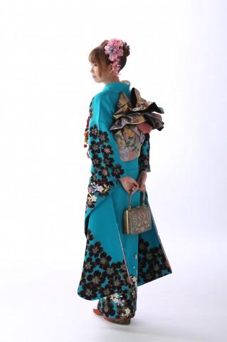 熊本 写真 堤写真館 下通 成人式 振袖 着物 着付け ヘア メイク