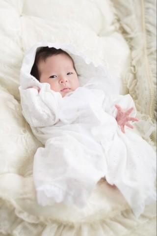 熊本 写真 堤写真館 赤ちゃん 百日 記念 祝い