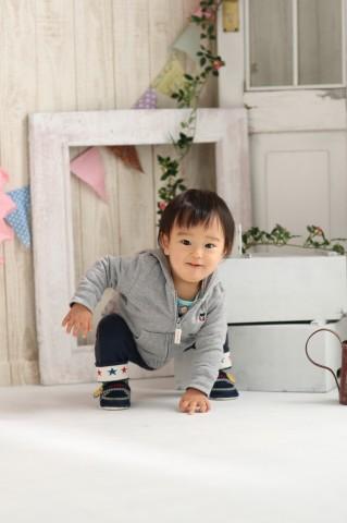 熊本 写真 堤写真館 赤ちゃん キッズ 1歳 誕生日 記念 祝い