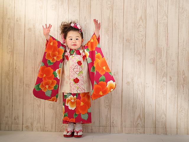 熊本 七五三 着物 レンタル 写真 女 記念