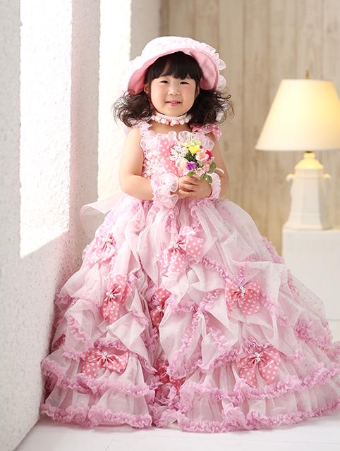 熊本 七五三 ドレス レンタル 写真 女 記念 下通