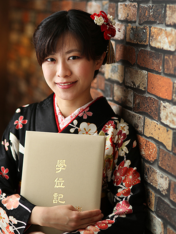 熊本|堤写真館|卒業袴