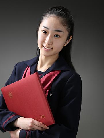 熊本|堤写真館|中学卒業