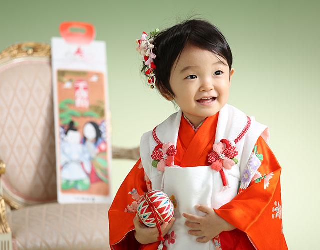 熊本|七五三|2歳