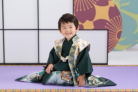 熊本|七五三|男の子
