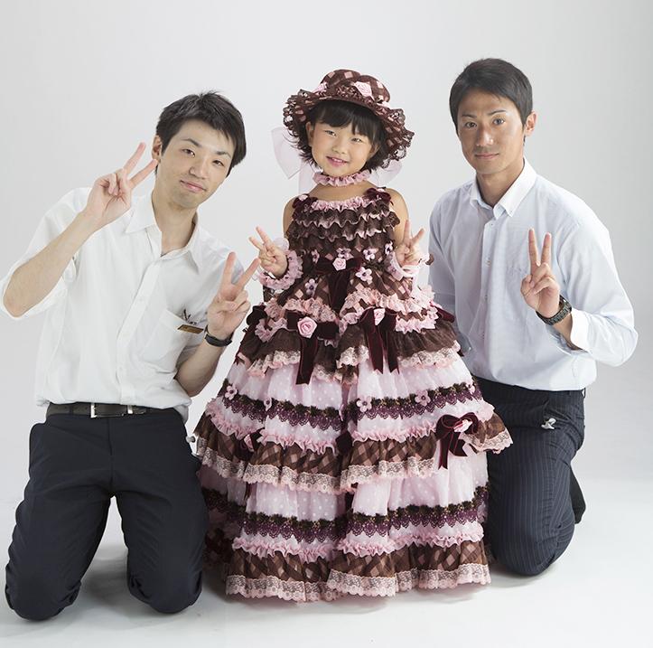 七五三‗レンタルドレス0